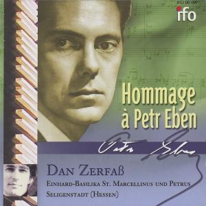 Hommage an Petr Eben